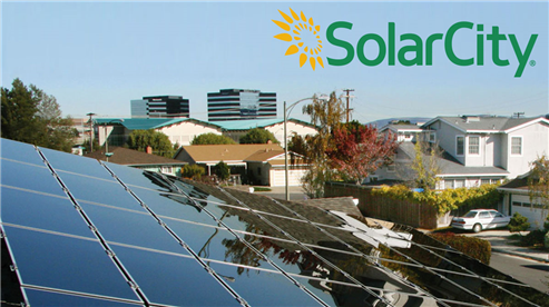 Why SolarCity Lost Ground Thursday
