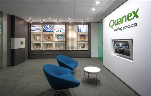 Quanex building products nx leaps on q4 for Quanex building products