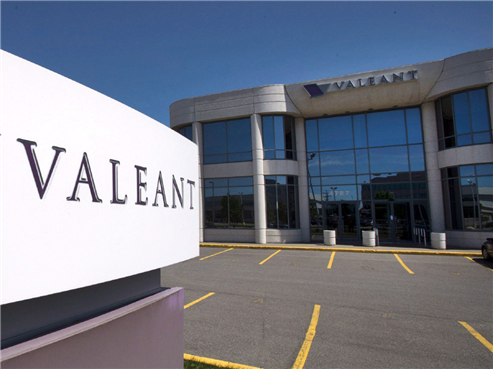 Valeant (VRX) Cleans Up its Debt
