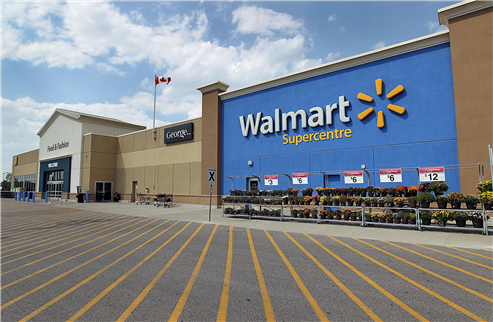 Wal-Mart Hikes on Share Buyback Program