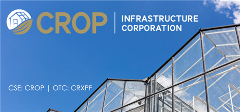 Stocks in play: CROP Infrastructure Corp.