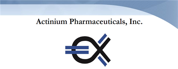 Actinium Pharmaceuticals: A Small Cap Stock To Watch In The Biotech Space