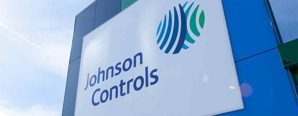 Johnson controls stock options