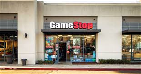 Why GameStop Popped Big Time Again