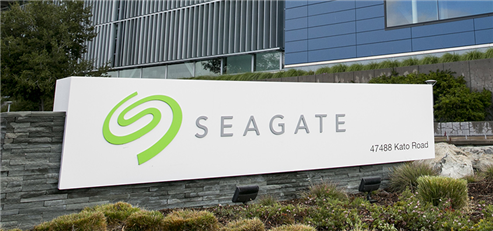 Seagate Slides on Q4 Results