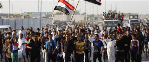 Iraq On The Brink Of Civil War As Oil Revenues Evaporate