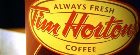 Tim Hortons To Open 1,500 Stories In China Over The Next Decade