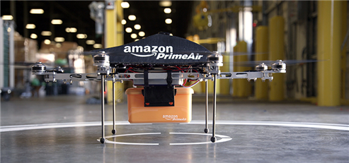 Sky's the Limit for Drone Delivery with New US FAA Changes