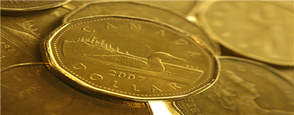 USD/CAD - Canadian Dollar Flirting with 80 cent level