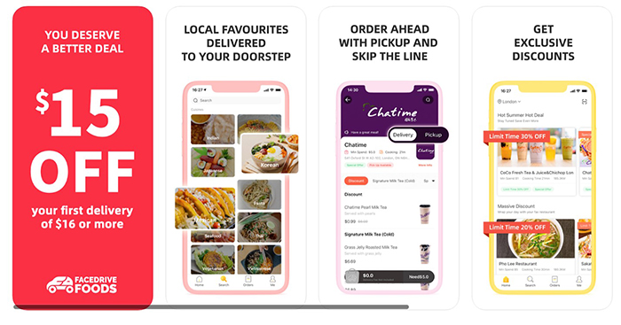 Provide You With Food Delivery Service